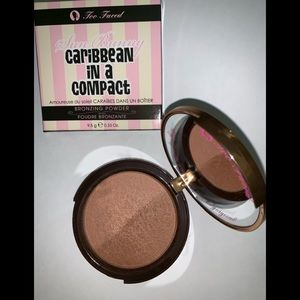 SUN BUNNY CARIBBEAN IN A COMPACT BRONZING POWDER